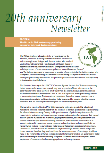 DiverSus in the IAI Newsletter