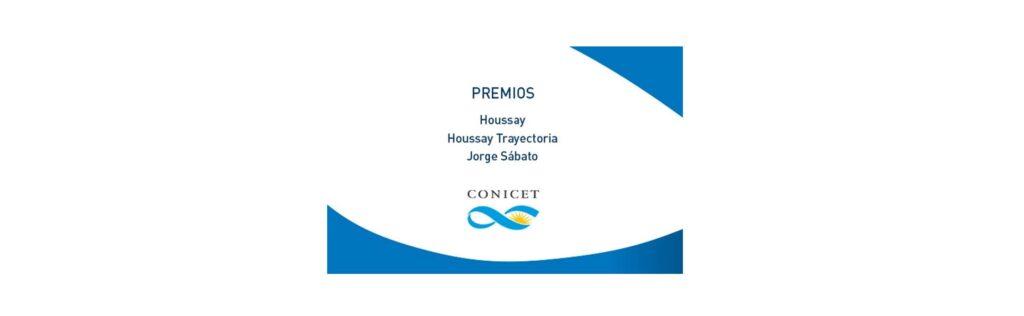 "Prof. Sandra Díaz received the ""Bernardo Houssay Career Award"""
