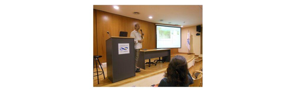 Dr. Juli G. Pausas visited the IMBIV