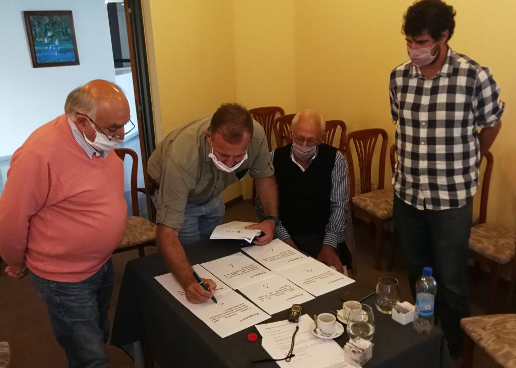 2nd Workshop in Córdoba – Bubble methodology