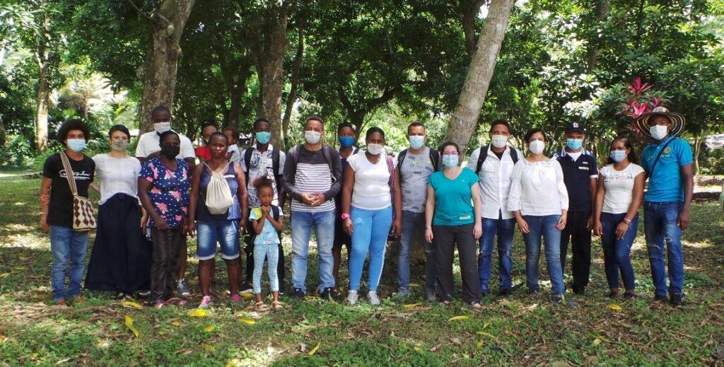 2nd Workshop Report: Co-creation and prioritization of research questions. Microcuenca El Playón – Montes de María, Colombia.